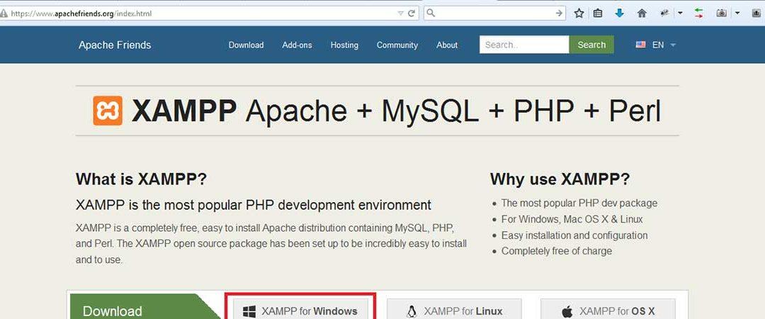 How to Locally Install WordPress using XAMPP