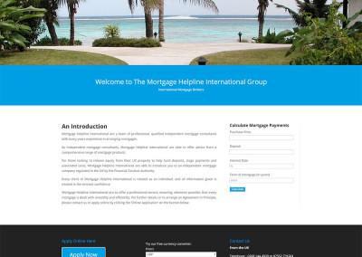 The MHI Group Website